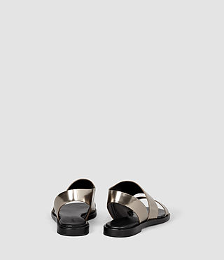 Womens Webber Sandal (Pewter) - product_image_alt_text_3