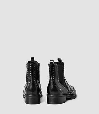 Donne Bonner Studded Chelsea Boot (Black) - product_image_alt_text_3