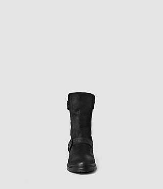 Mujer New Kawaii Engineer Boot (Black) - product_image_alt_text_2