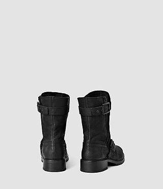 Mujer New Kawaii Engineer Boot (Black) - product_image_alt_text_3