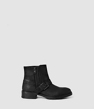 Mujer New Kawaii Low Boot (Black)