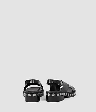Mujer Ruse Sandal (Black) - product_image_alt_text_3