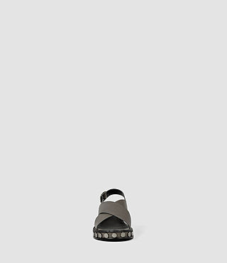 Women's Ruse Sandal (Dark Grey) - product_image_alt_text_2