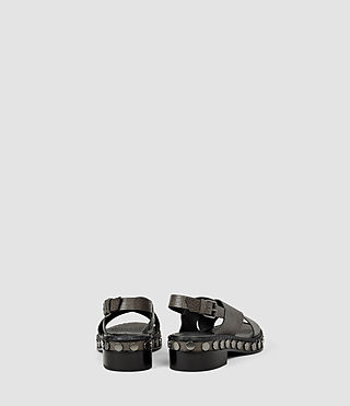 Women's Ruse Sandal (Dark Grey) - product_image_alt_text_3