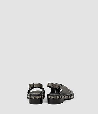 Women's Ruse Sandal (Dark Grey) - product_image_alt_text_3