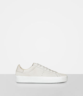 Womens Safia Sneaker (Stone) - product_image_alt_text_2