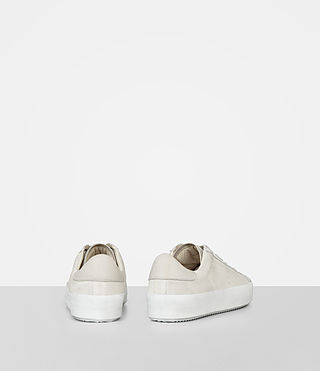 Womens Safia Sneaker (Stone) - product_image_alt_text_5