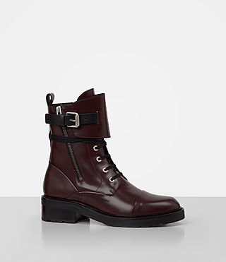 Mujer Daria Boot (MAHOGANY RED) - product_image_alt_text_3