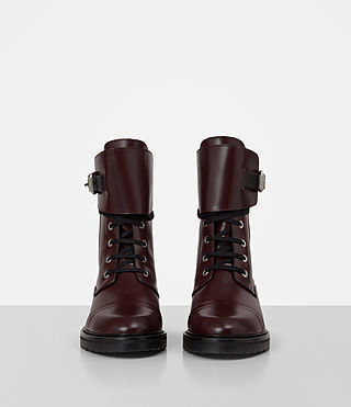 Mujer Daria Boot (MAHOGANY RED) - product_image_alt_text_4