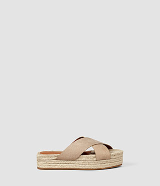 Womens 하렘 (Sand) - product_image_alt_text_1