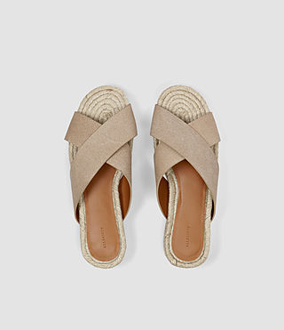 Womens 하렘 (Sand) - product_image_alt_text_4