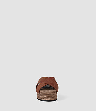Womens Harlem (BRICK BROWN) - product_image_alt_text_2
