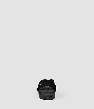 Femmes Harlem Sandal (Black) - product_image_alt_text_2