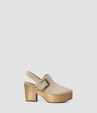 Womens Gothenberg Shoe (Sand) - product_image_alt_text_1