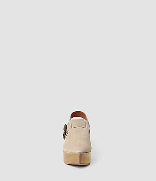 Womens Gothenberg Shoe (Sand) - product_image_alt_text_2