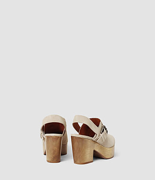 Femmes Gothenberg Shoe (Sand) - product_image_alt_text_3