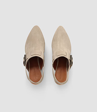Womens Gothenberg Shoe (Sand) - product_image_alt_text_4