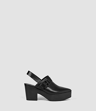 Femmes Gothenberg Shoe (Black)