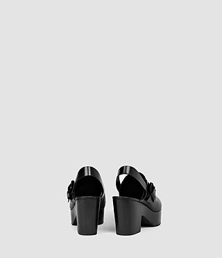 Mujer Gothenberg Shoe (Black) - product_image_alt_text_3