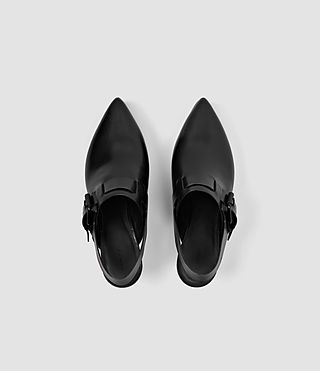 Mujer Gothenberg Shoe (Black) - product_image_alt_text_4