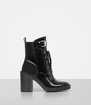 Womens Cacey Boot (Black)