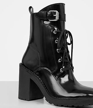 Damen Cacey Boot (Black) - product_image_alt_text_2