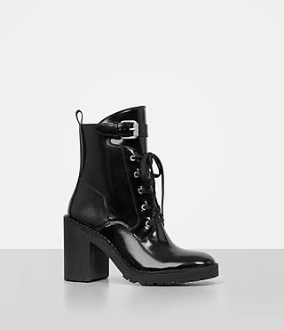 Damen Cacey Boot (Black) - product_image_alt_text_3