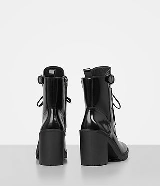 Damen Cacey Boot (Black) - product_image_alt_text_5