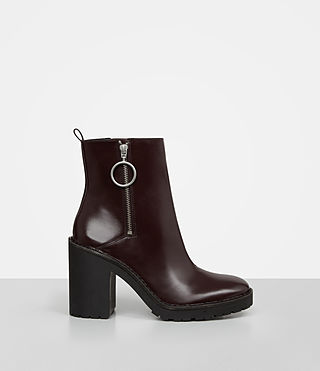 Women's Caleb Boot (MAHOGANY RED)