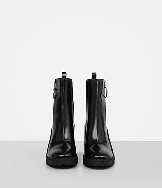 Women's Caleb Boot (Black) - product_image_alt_text_4