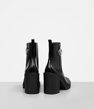 Womens Caleb Boot (Black) - product_image_alt_text_5