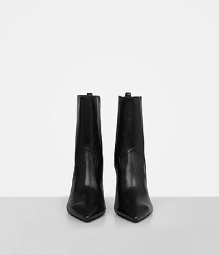 Donne Xain Heel Boot (Black) - product_image_alt_text_4