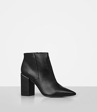Women's Xaviera Boot (Black) - product_image_alt_text_3