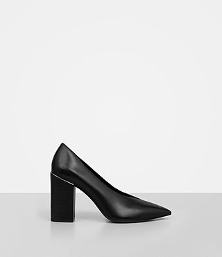 Womens Xerxes Heel (Black)