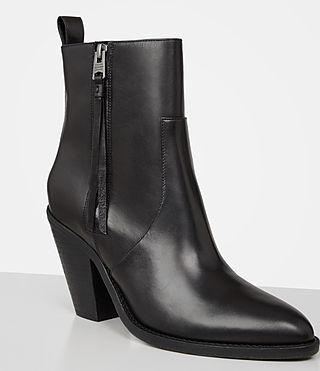 Women's Lorna Boot (Black) - product_image_alt_text_2