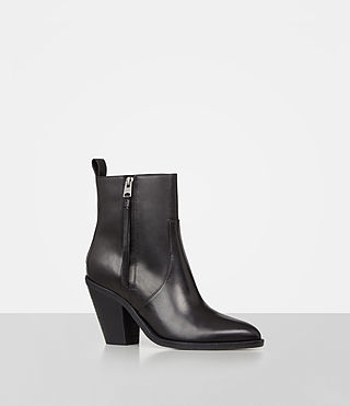 Women's Lorna Boot (Black) - product_image_alt_text_3