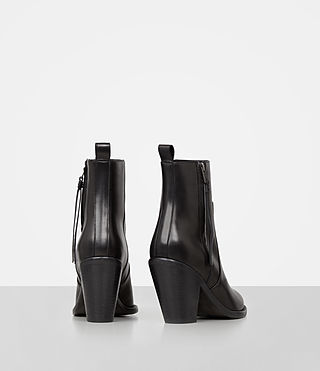 Women's Lorna Boot (Black) - product_image_alt_text_5