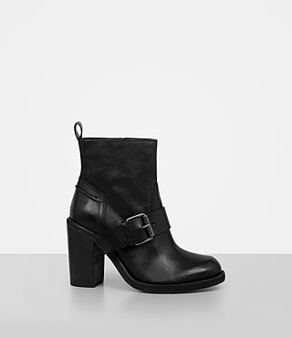 Women's Zadie Heeled Boot (Black) - product_image_alt_text_3
