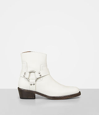 Women's Haze Boot (White) -
