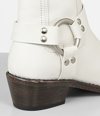 Women's Haze Boot (White) - product_image_alt_text_2