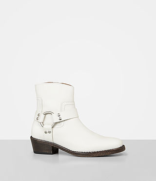 Women's Haze Boot (White) - product_image_alt_text_3