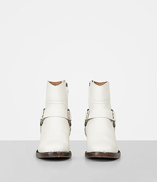 Women's Haze Boot (White) - product_image_alt_text_4
