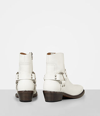 Women's Haze Boot (White) - product_image_alt_text_5
