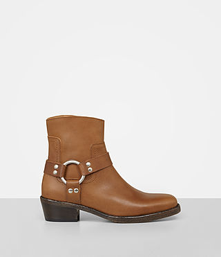 Women's Haze Boot (Tan) - Image 1
