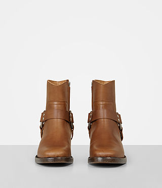 Women's Haze Boot (Tan) - Image 4