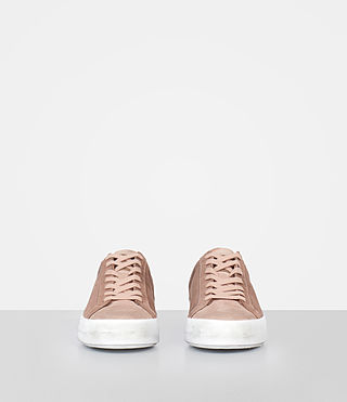 Womens Safia Sneaker (SEPIA PINK) - product_image_alt_text_4