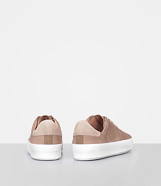 Womens Safia Sneaker (SEPIA PINK) - product_image_alt_text_5