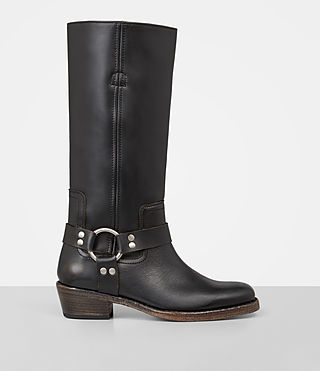 Womens Faye Boot (Black) - Image 1
