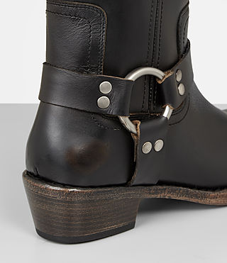 Womens Faye Boot (Black) - Image 2