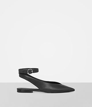 Women's Cory Shoe (Black) - Image 1